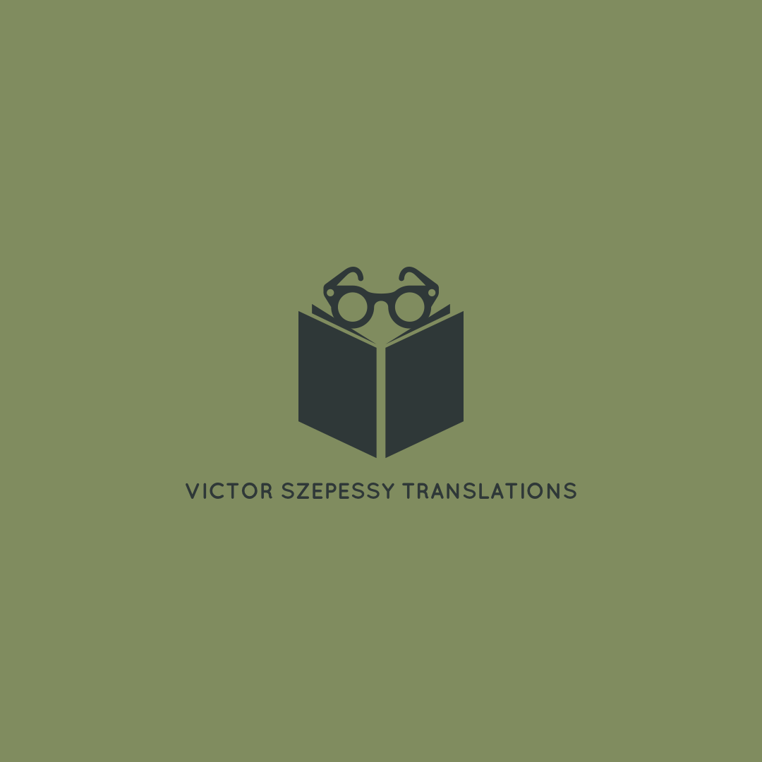 Victor Szepessy Translator